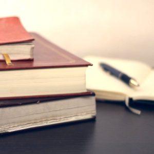livres carnet stylo